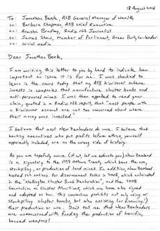 Letter-to-ASB-Kiwisaver-clusterbombs-1
